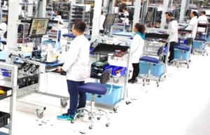 vPoke Manufacturing Floor
